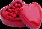 Little candy hearts klipart 1240x860px