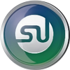 StumbleUpon icon volumetric round 100px by EXOstock
