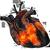 Burning heart 50px by EXOstock
