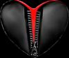 Heart zipper 100px by EXOstock