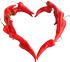 Chili pepper heart 70px by EXOstock