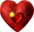 Shine heart 50px