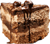 Chocolate cake2 100px by EXOstock