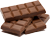 Chocolate 50px by EXOstock