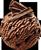 Chocolate ice cream 50px by EXOstock