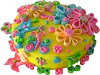 Colorful cake 100px