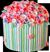 Flower cake 50px