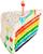 Rainbow cake 50px by EXOstock