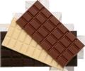 Three color chocolate 120px