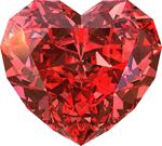 Ruby heart2 150px by EXOstock