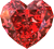 Ruby heart2 50px by EXOstock