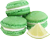 Macarons with lime 50px by EXOstock