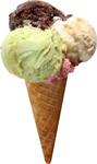 Pistachio ice cream 150px by EXOstock