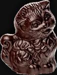 Chocolate cat 150px by EXOstock