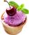 Purple ice cream 50px