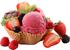 Ice cream with berries 70px