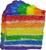 Rainbow cake 2 50px