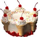 Ice cream cake 140px by EXOstock