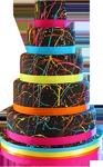 High rainbow cake 150px