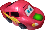 Cake pink car 150px