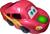 Cake pink car 50px