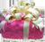 Pink gift cake 50px