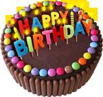 Happy Birthday cake1 150px by EXOstock