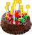Happy Birthday cake 5 50px