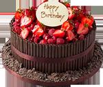 Happy Birthday cake 7 150px by EXOstock