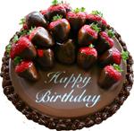 Happy Birthday cake 11 150px by EXOstock