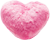 Pink fur heart 50px