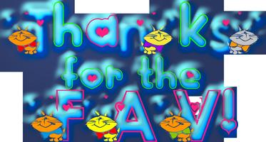 Thanks for the FAV blue by EXOstock