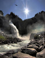 Krimml cascades II