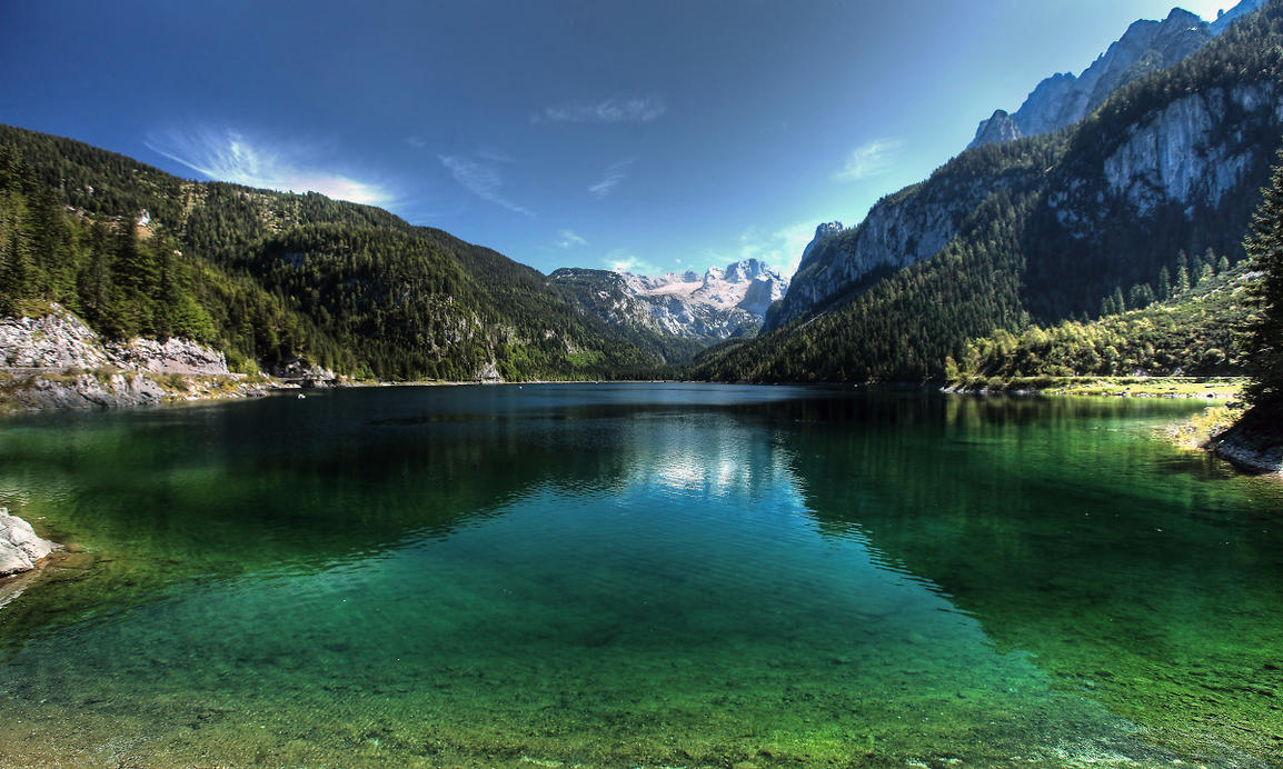 Gosausee by focusgallery