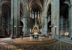 Votivkirche by focusgallery