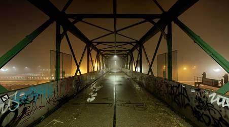 Misty Night