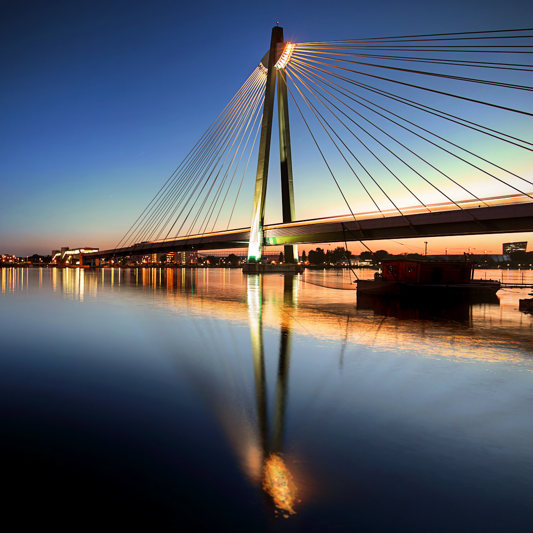 Blue Danube II by focusgallery
