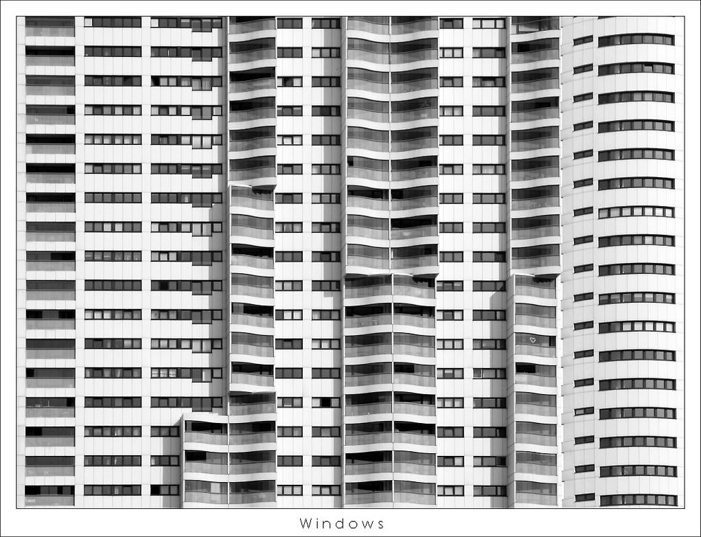 Windows by focusgallery