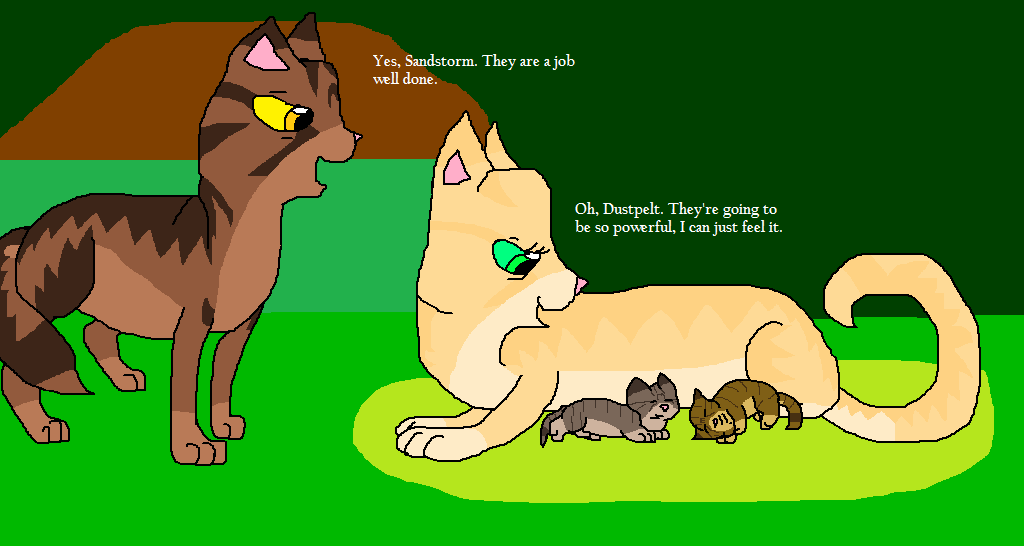 Warrior Cats Making Love