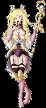 [FE Commission] Lillinette Character Design