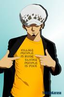 Killing people is... by YukiNoKarasu
