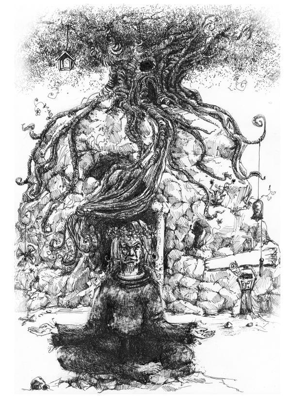 Cave Troll by Alianka
