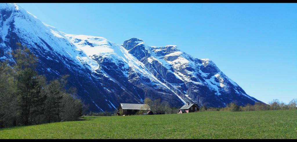 Norway - Eidjford (April 2015) by studio-ghibli-haoru
