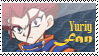Yuriy fan Stamp