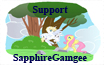 G: Support SapphireGamgee by TenshiNeera