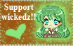 Support wickedz stamp2 by TenshiNeera