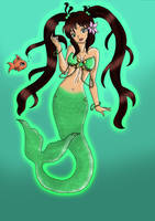 Flash Quest - Mer-May by TenshiNeera