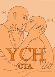 Affection YCH Raffle open by TenshiNeera