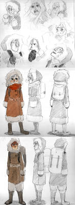 AN sketches
