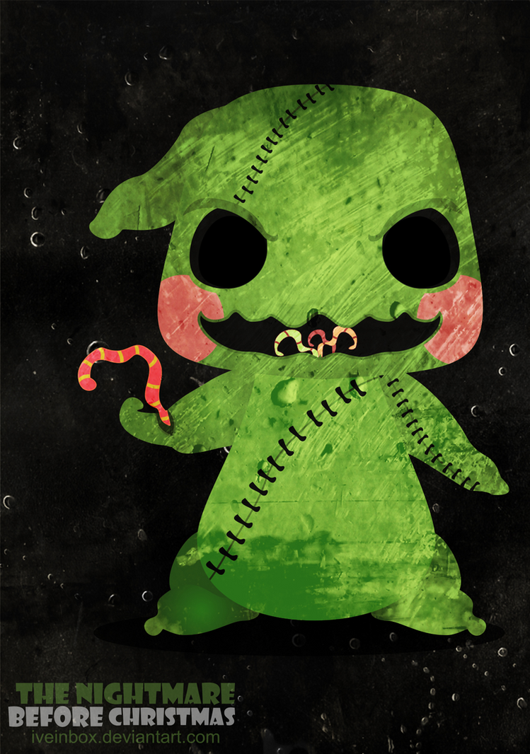 Oogie Boogie Wallpaper Oogie Boogie by Iveinbox